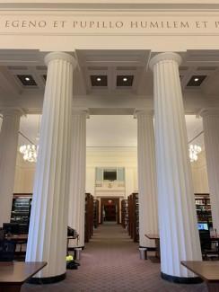 Harvard university bibliotheek