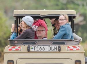 Op safari in Tanzani