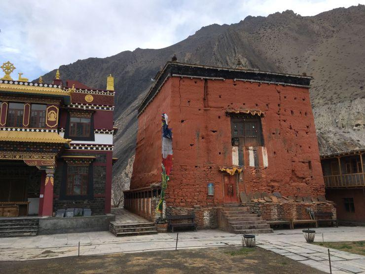 klooster kagbeni