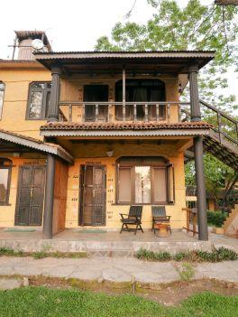 Sapana lodge Chitwan