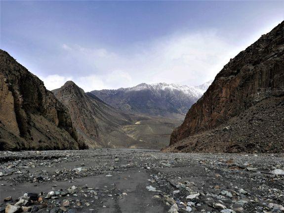 Vallei keien Nepal
