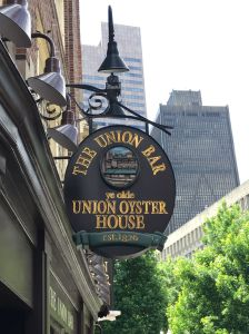 Union bar at Boston