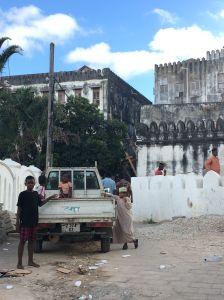 Stonetown Zanzibar