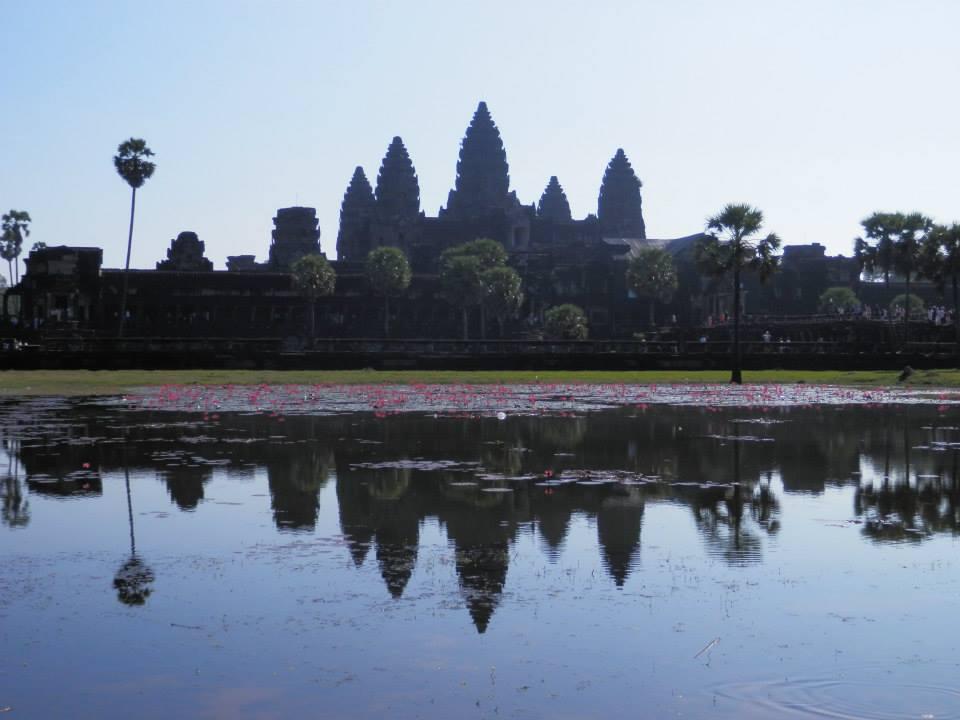 Angkor Watt Cambodja