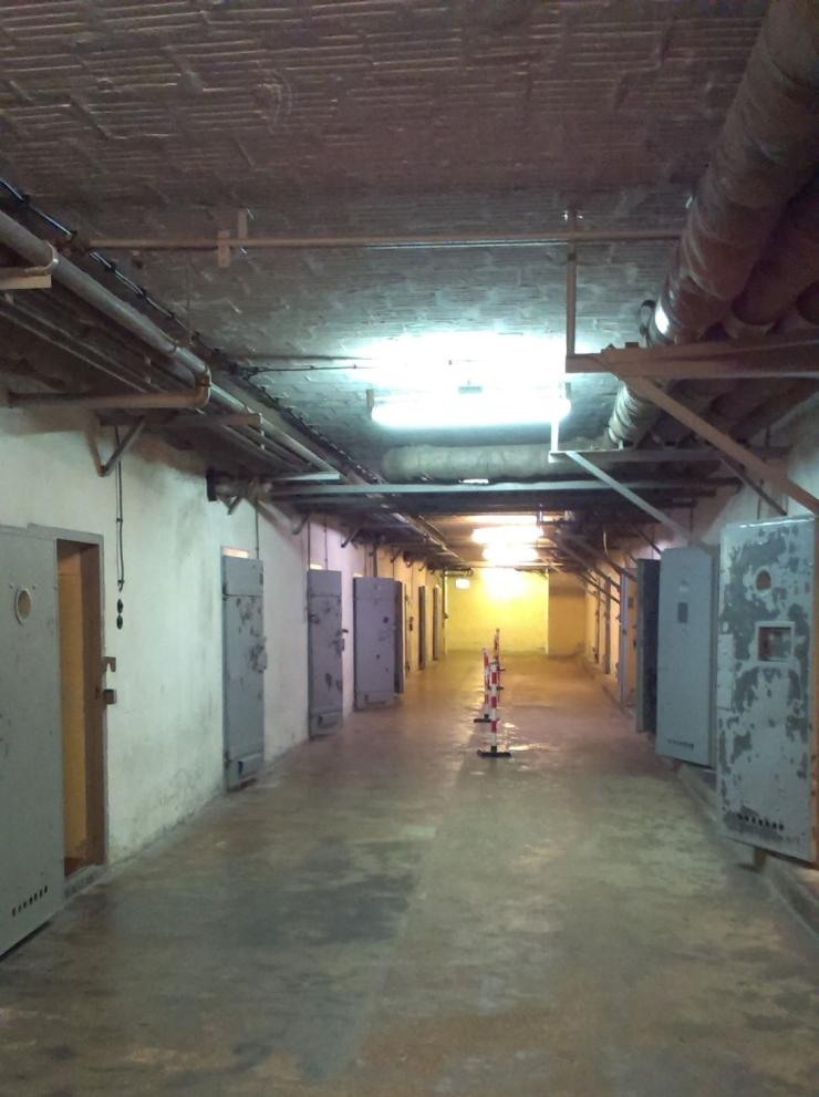Berlijn stasi gevangenis Hohenschönhausen
