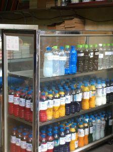 Hanoi straatbeeld winkeltje