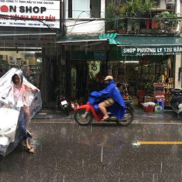 hanoi regenseizoen