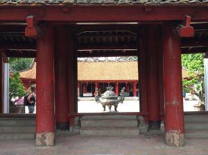 Hanoi literatuur tempel