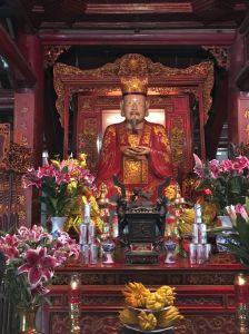 hanoi tempel literatuur
