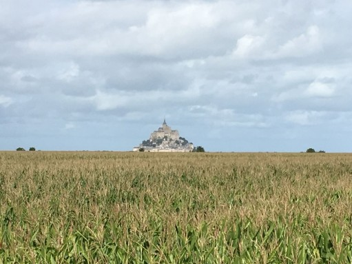 Frankrijk mont saint michel