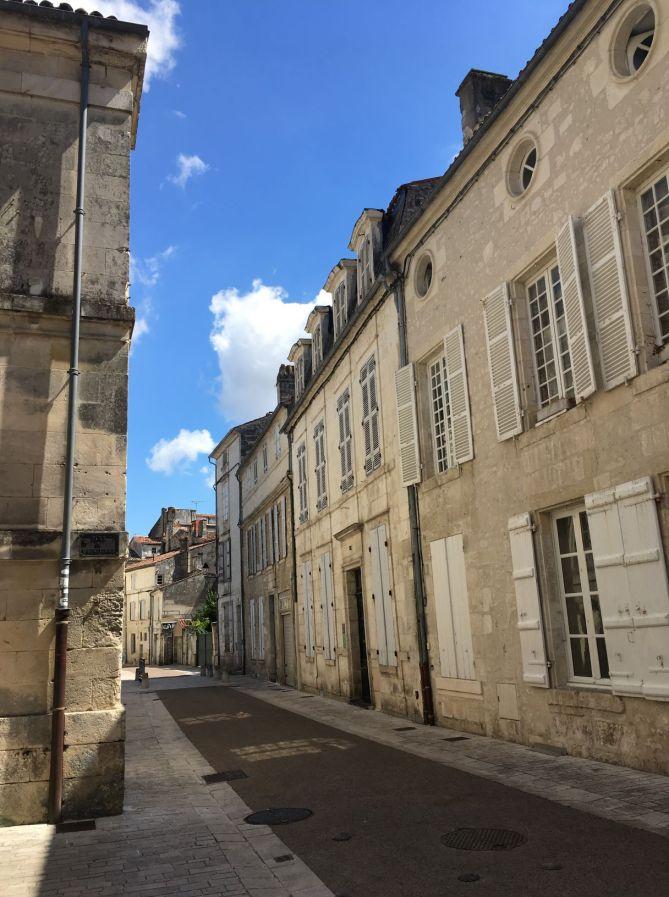 Saintes frankrijk
