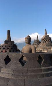 Indonesië Borobudur