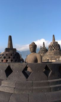 Indonesië Borobudur