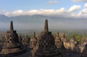 borobudur indonesie