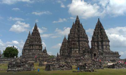 Indonesië Prambanan