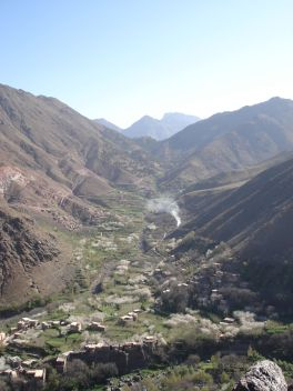 marokko atlas gebergte