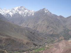 marokko atles trekking
