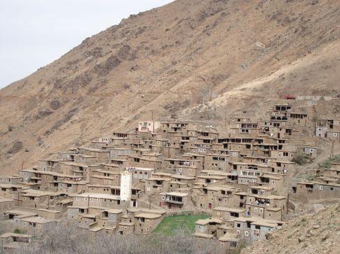 marokko atlas trekking