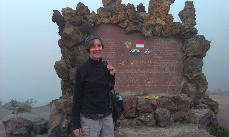 Bali lovina mount batur