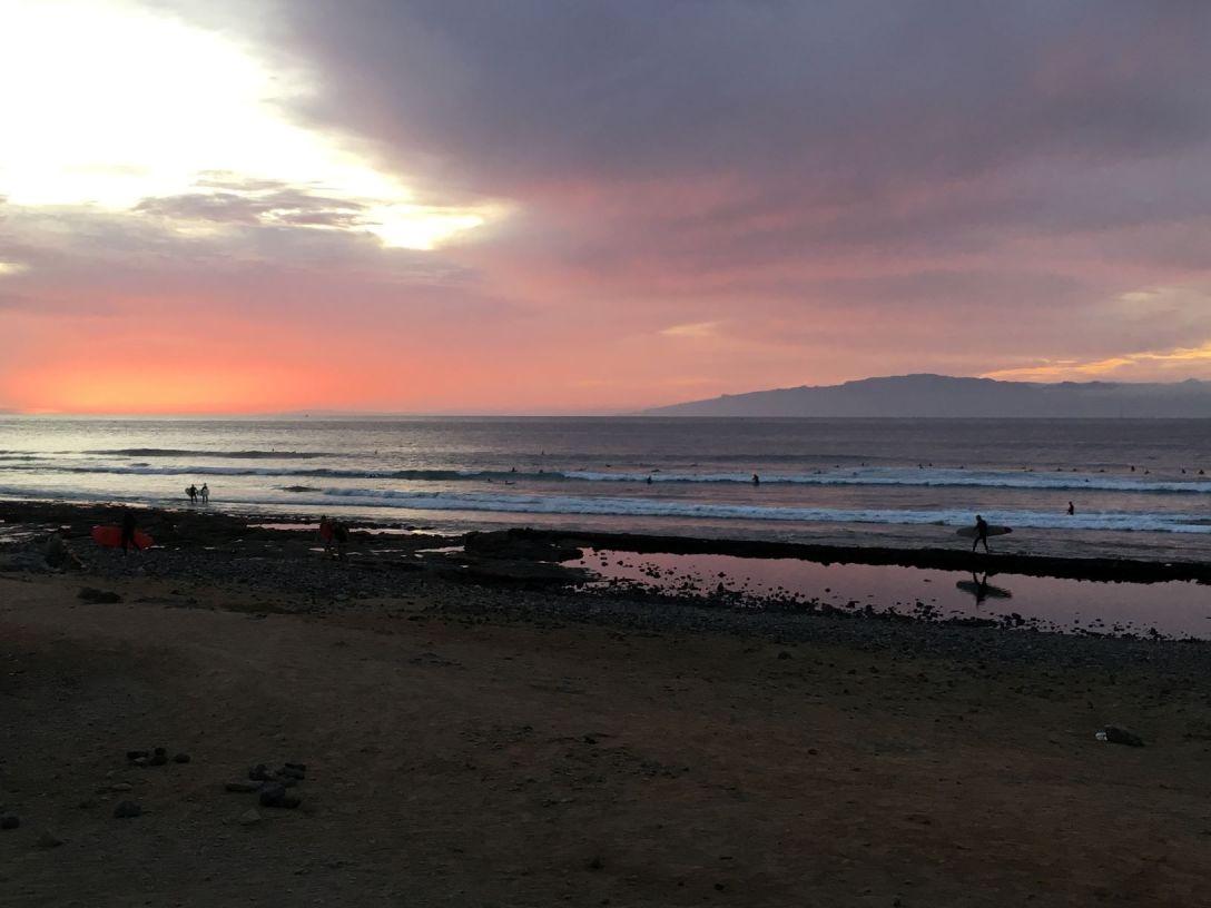 tenerife surf playa de las americas