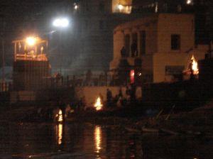 varanasi ganges burning ghat
