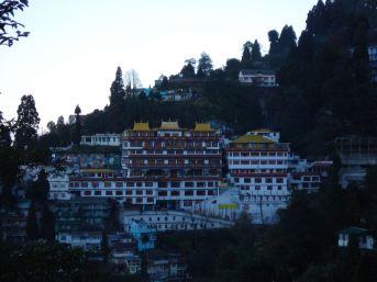 darjeeling klooster