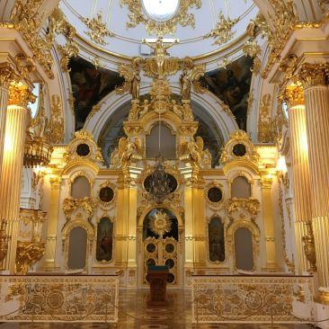 hermitage sint petersburg kerk