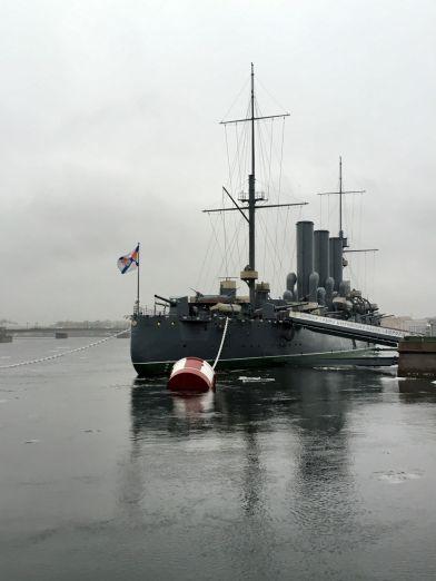 schip aurore sint petersburg