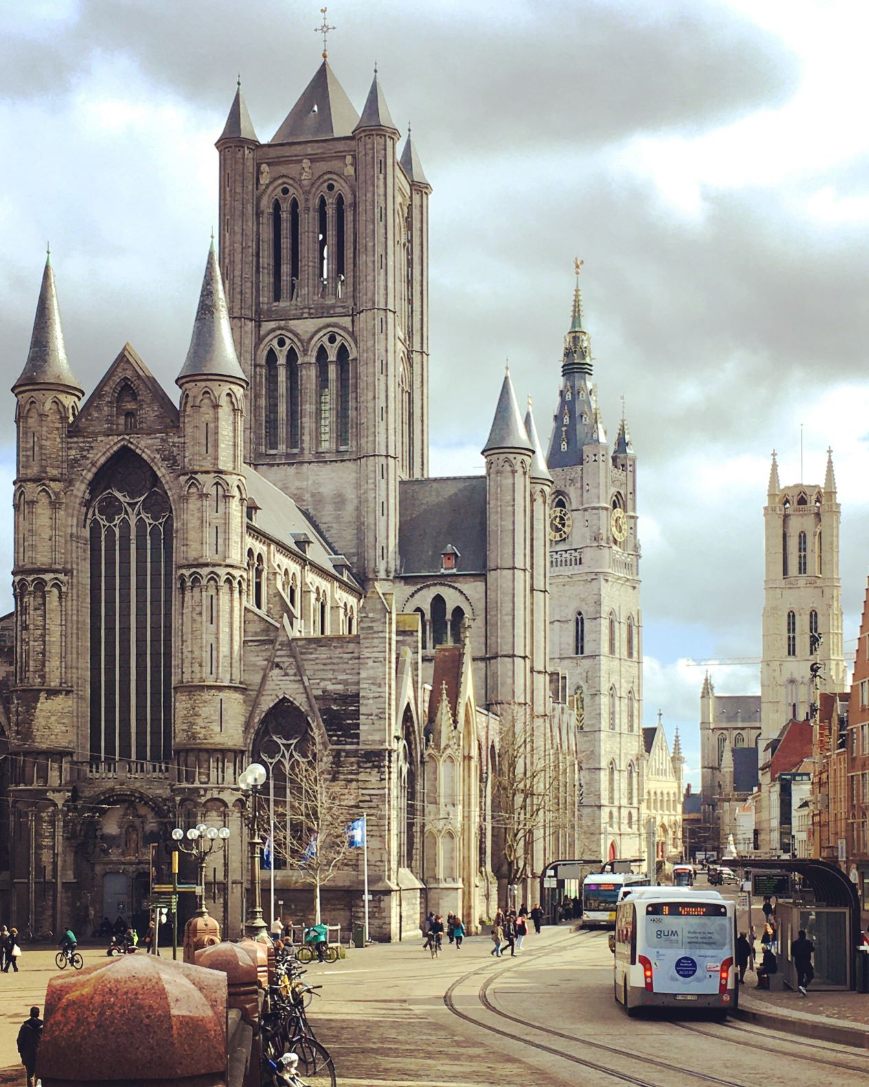 Gent 3 torens