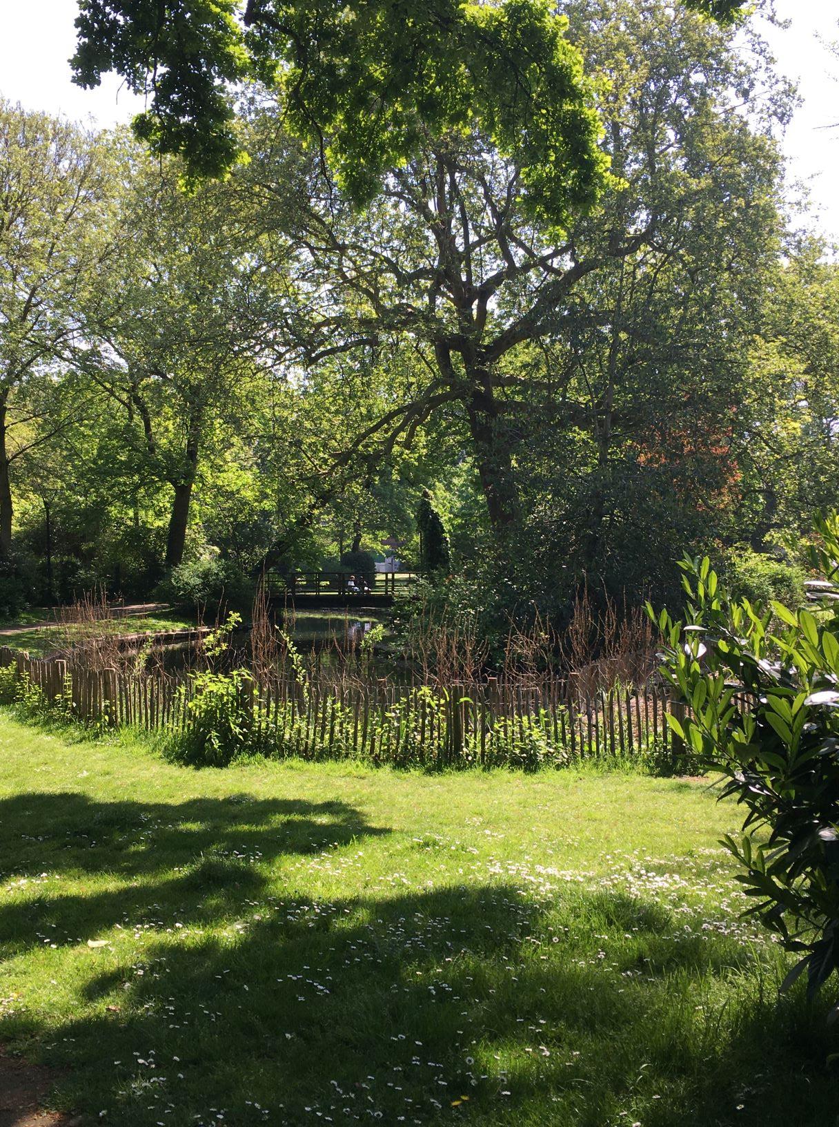 Gent muinkpark