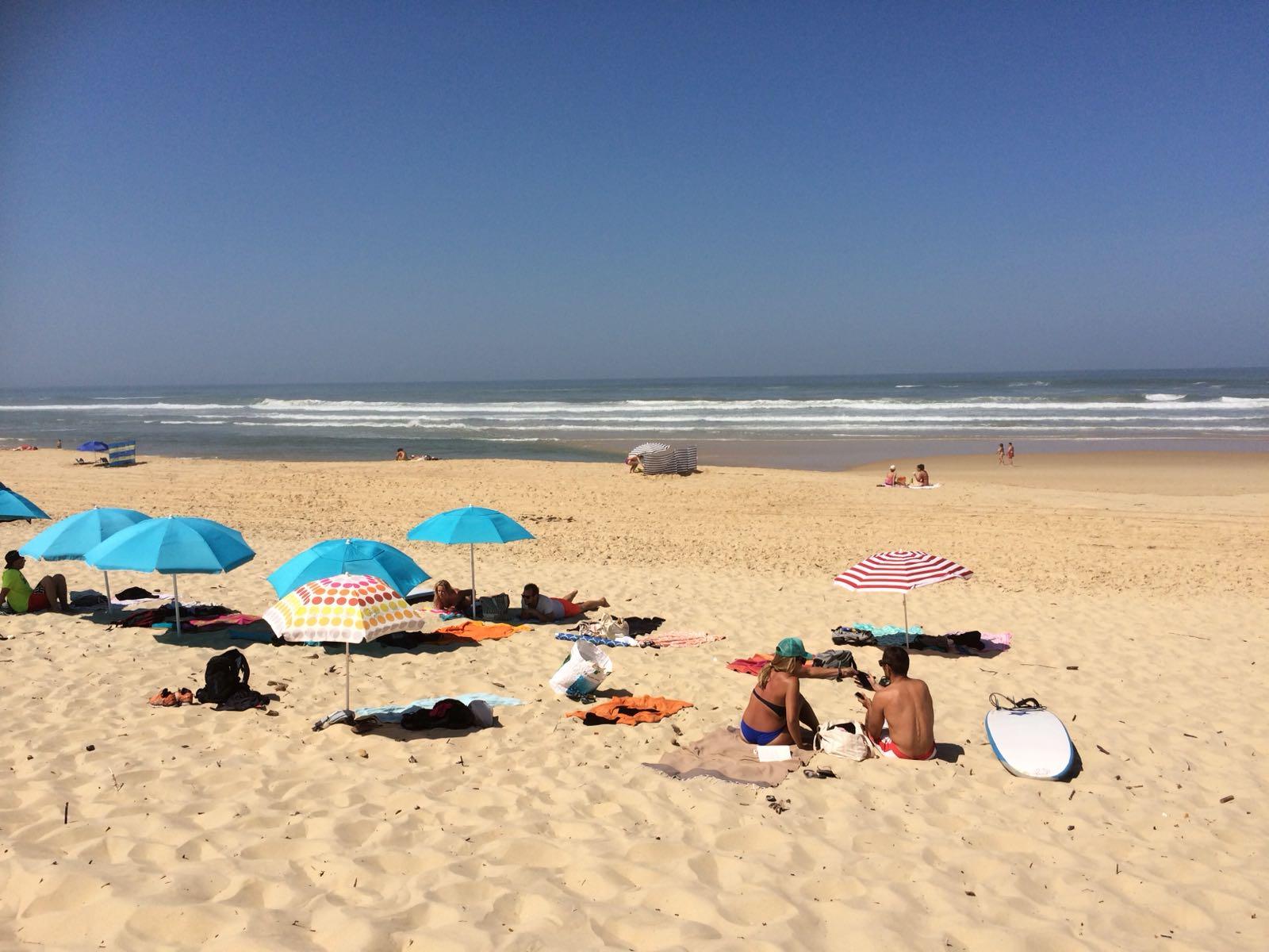 mimizan strand