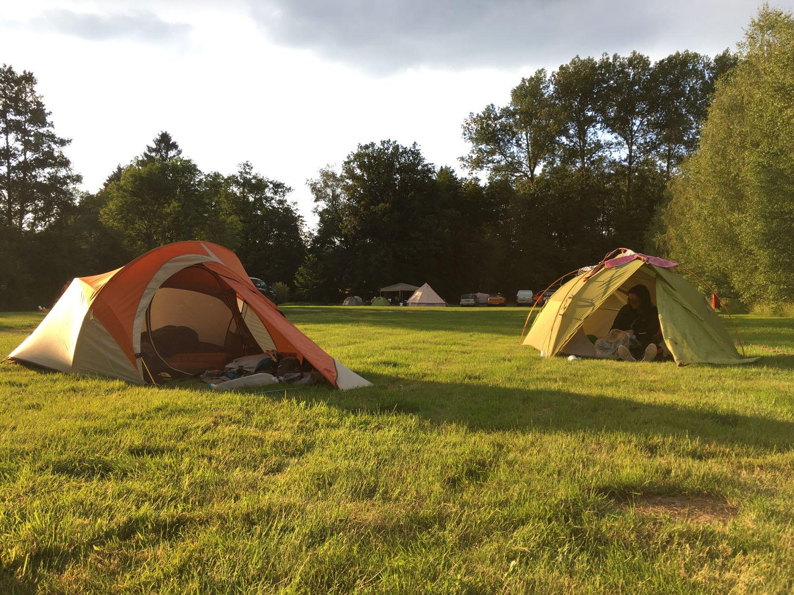 Camping Stavelot Ardennen