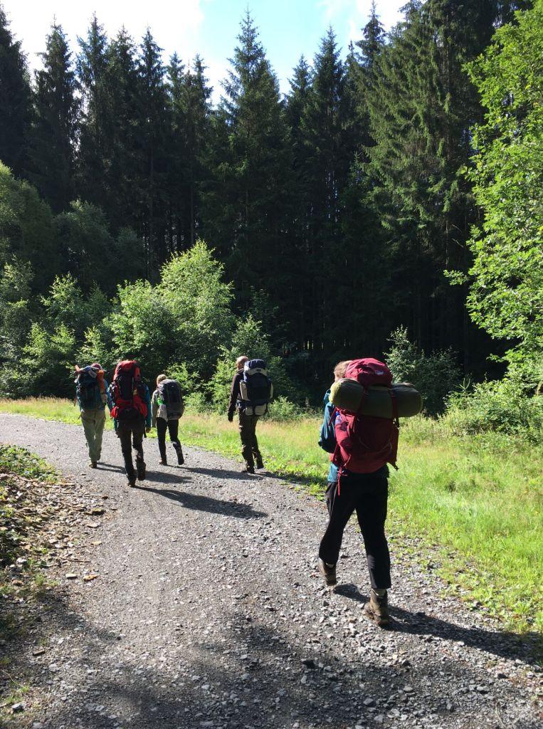 Trekking Ardennen